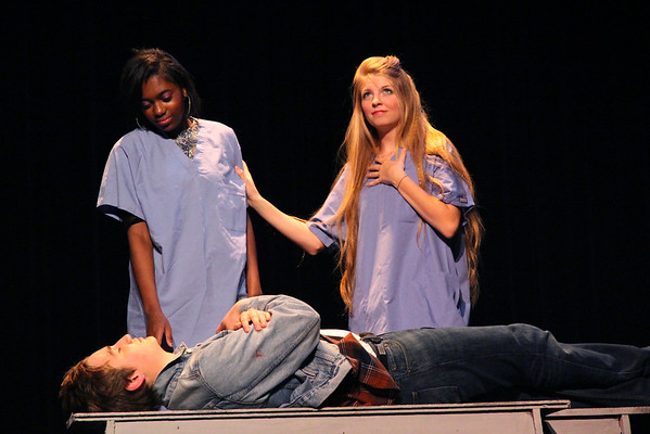 "'18 NDCL  Spring Play - ""Cheating Death"" & ""That's Not How I Remembered It"""