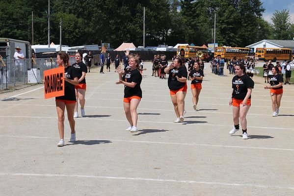 '18 Newbury High School Band at Band-O-Rama!