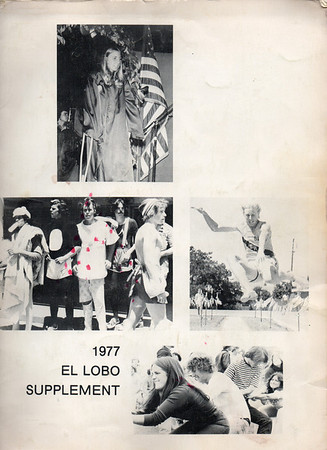 1977 El Lobo Supplement