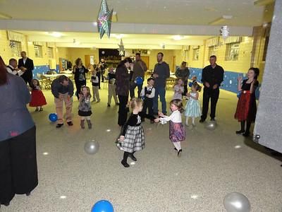 1st Baptist Church Family Dance