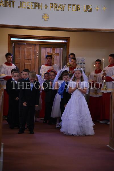 1st Communion 5-2017