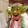 "New Fairview student, Davin Augustus, tours the halls in his Island-theme attire during the freshman orientation to Fairview High School on Wednesday.<br /> For a video and more photos of Fairview, go to  <a href=""http://www.dailycamera.com"">http://www.dailycamera.com</a>.<br /> Cliff Grassmick  / August 15, 2012"
