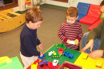 2002/11 Toby School and Art Class