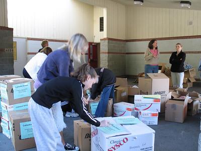 2005/09 - Hurricane Katrina School Drive