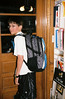 Jacob -First Day of High School, August 27, 2007
