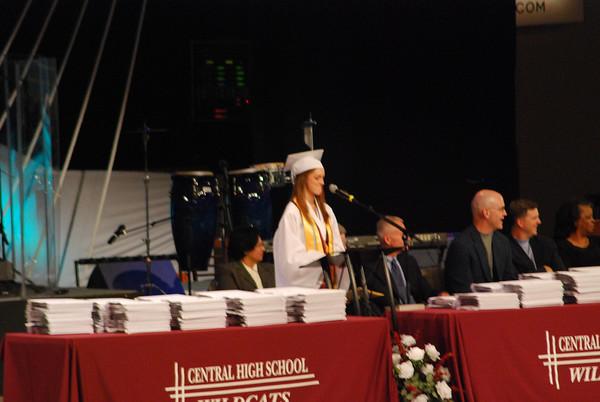 2007 CHS Graduation
