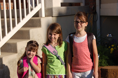 2007 - First Day of School