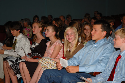 GJHS 2007 National Honor Society