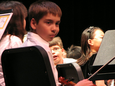2007/02 - Drew Orchestra concert