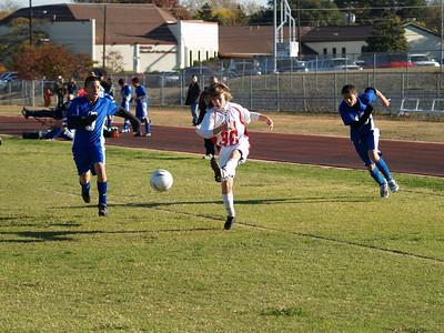 2008-12-6 Kealing Soccer Game