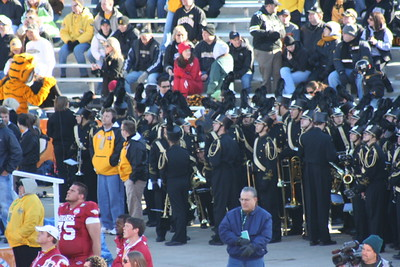 2008 Cotton Bowl Pre-Game Show