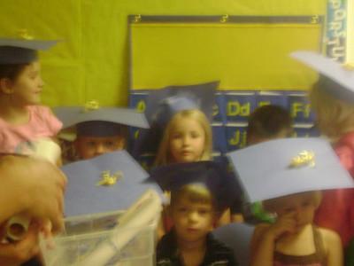 Elizabeth preschool graduation (15)