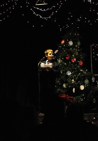 2008 JPA Christmas singalong