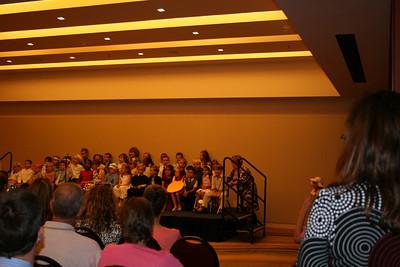 2008 May - Pre-Kindergarten Graduation