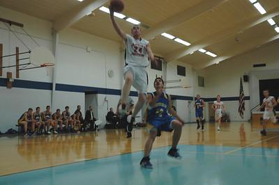 2009-11-04 Basketball game