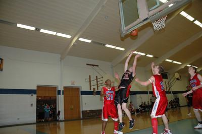 2010-01-05 Basketball game