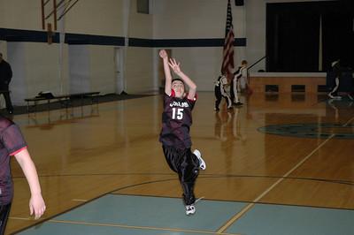 2010-01-29 Basketball game