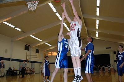 2010-02-12 Basketball game