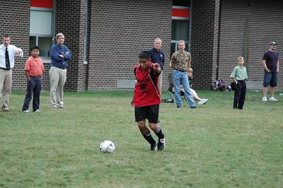 2009-09-25 Soccer game