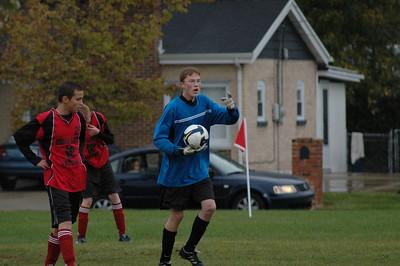 2009-10-15 Soccer game