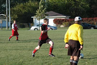 2009-10-19 Soccer game