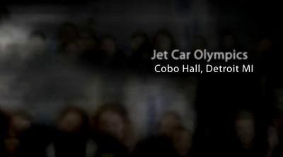 Jet Car Olympics