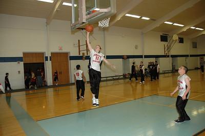 2010-11-19 Basketball game