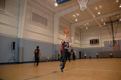 2011-01-21 Basketball game