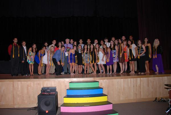 2010 Celebration High School Awards Dinner & Ceremony