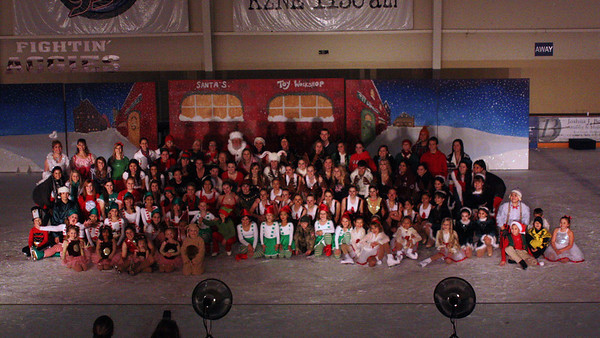 2010 Christmas Ice Show - Act 2