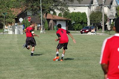 2010-09-09 Soccer game