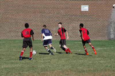 2010-09-14 Soccer game