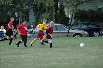 2010-09-27 Jr High Soccer game