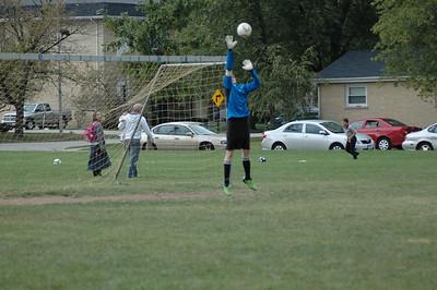 2010-09-27 Soccer game