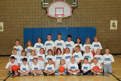Kimball Elementary Basketball Camp