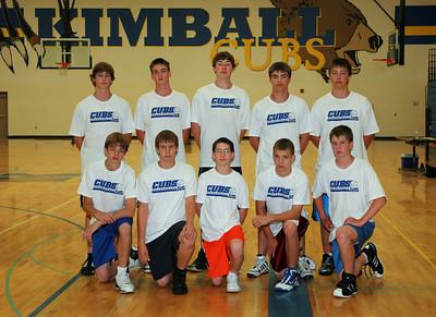 Kimball Cubs Boy's Basketball Camp