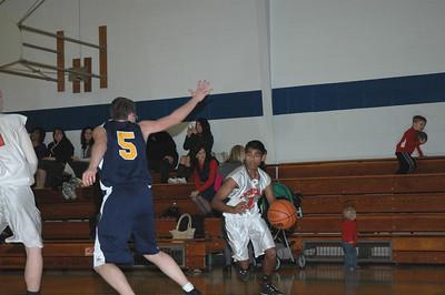 2012-02-13 Basketball game
