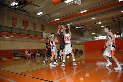 2012-02-17 Basketball game