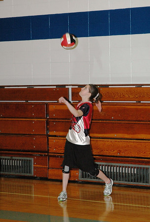 2012-01-13 Volleyball game