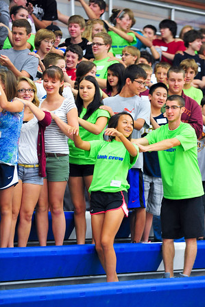 Link Crew Day - Sept 31 2011