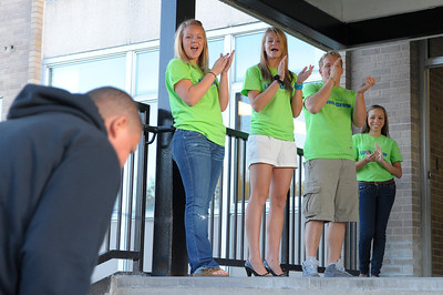 Link Crew Welcome - Day1 2011