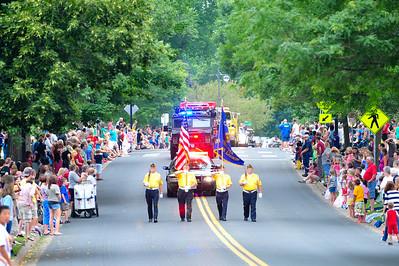 VillageFest Parade - Augsut 2011