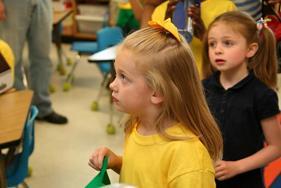 2011 Apr 28 - SJE Spring Kinder Performance