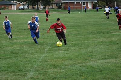 2011-09-27 Soccer game