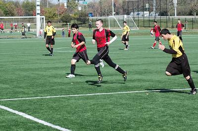 2011-10-22 Soccer game