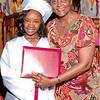 20110613 Dominique's 8th grade Graduation from John W. Cook School : Dominique's Gradation from John W. Cook School