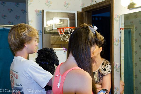 2012-08-10 Dylan pre CHS haircut