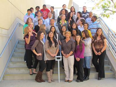 2012-11-20 and 2012-11-30 Nursing Class Photos