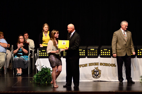 AHS Graduation and Senior Awards 2013