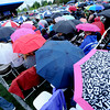 "Most people were prepares for the weather at Peak to Peak on Saturday.<br /> For more photos and a video of Peak to Peak graduation, go to  <a href=""http://www.dailycamera.com"">http://www.dailycamera.com</a>.<br /> Cliff Grassmick / May 19, 2012"